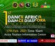 Dance Africa Dance Diaspora Competition